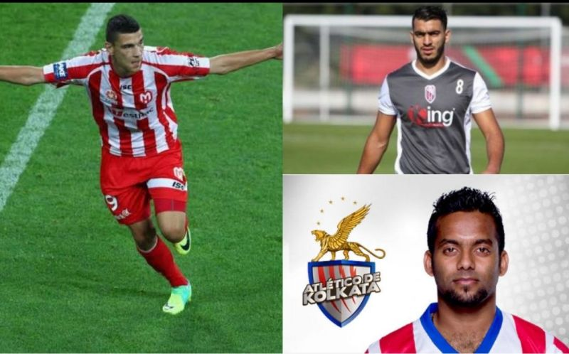 These ATK players have been shown the door
