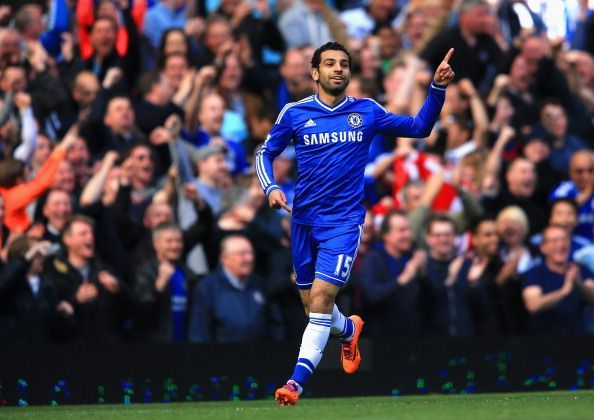 Salah had a disappointing tenure with Chelsea