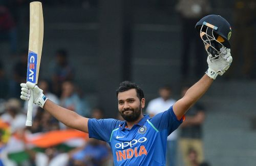 There have been only 8 double hundreds in the 47-year history of ODI cricket, and Rohit Sharma has scored three of them