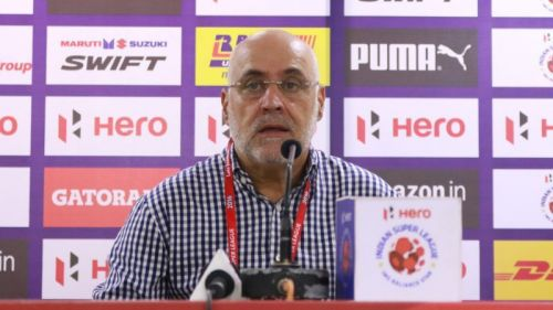Nelo Vingada is the new head Coach at Kerala Blasters
