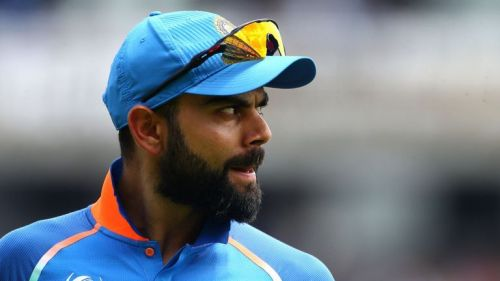 Virat Kohli has been on receiving point about his captaincy