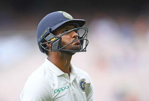 Mayank Agarwal struck a fine-tuned 77 on Day 1