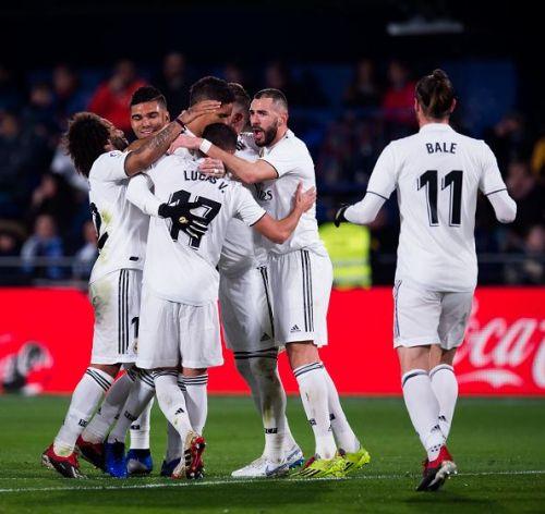 La Liga outfit - Real Madrid