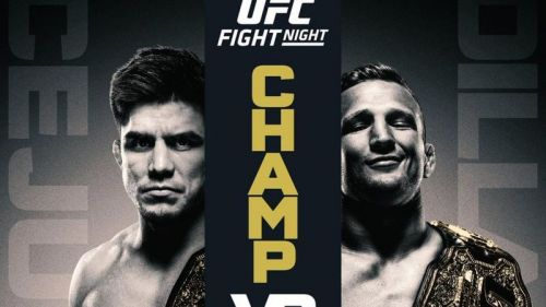 UFC Fight Night 143 is here!