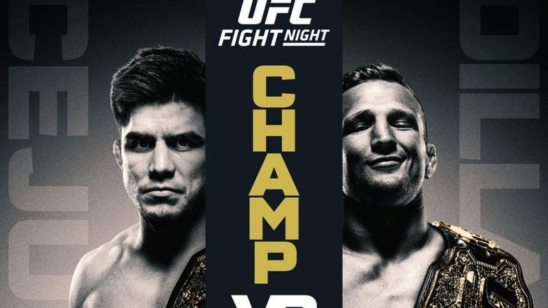 UFC Fight Night 143: Matches Start time, Live streaming Info, TV
