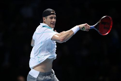 John Isner will be seeded no. 1 for the tournament