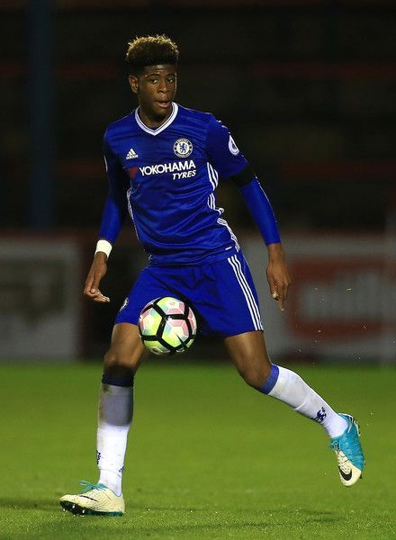 Panzo did not see a pathway to the Chelsea first team