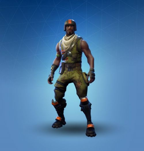 Aerial Assault Trooper