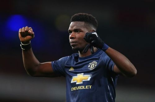 Pogba powered Manchester United to another victory