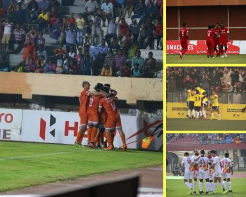 Either of these four clubs- Chennai City FC, Churchill Brothers, Real Kashmir, and East Bengal-can win the 2018-19 I-League