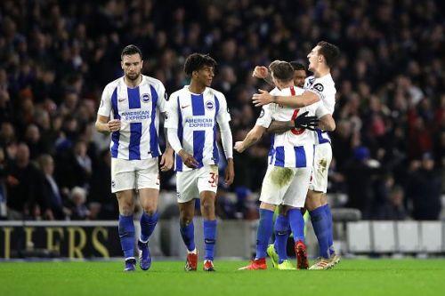 Brighton & Hove Albion v Everton FC - Premier League
