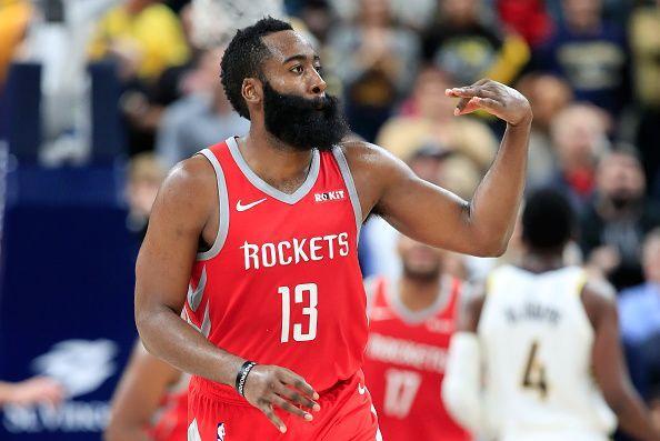 Houston Rockets v Indiana Pacers