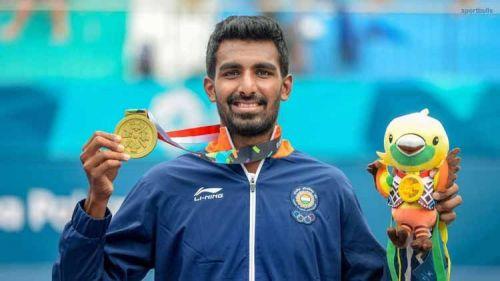 Prajnesh Gunneswaran won Bronze in the 2018 Asian Games