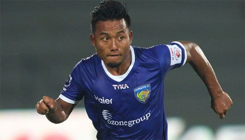 Jeje Lalpekhlua has not been able to find the back of the net this season