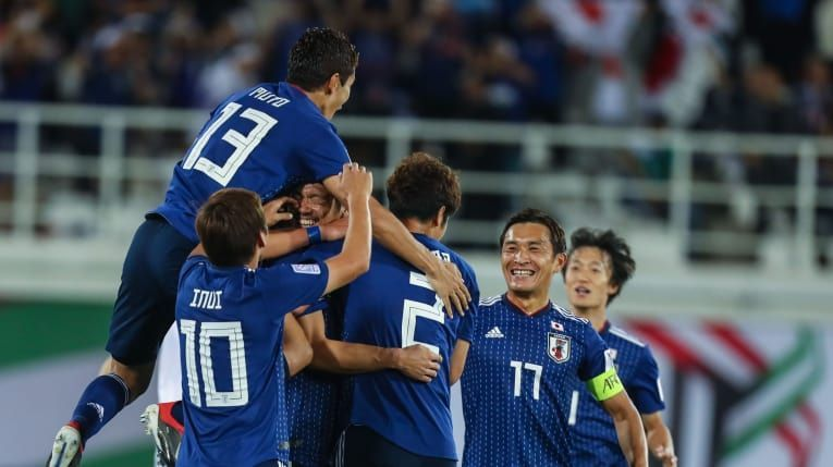 Japan showed nerves of steel in defence
