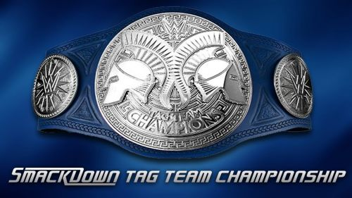 The SmackDown Live Tag Team Championships will be defended this week!