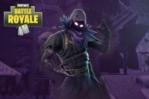 The Raven is still one of the coolest looking Fortnite skins out there