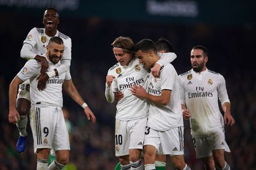Real Madrid has to strengthen their current squad.