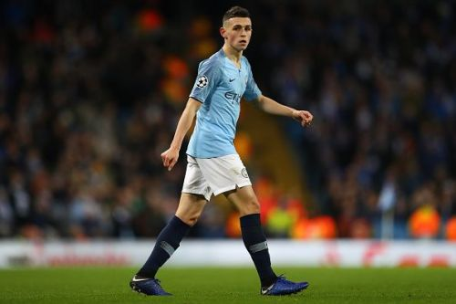 Could Phil Foden join his former teammate Sancho in the Bundesliga?