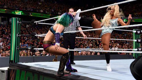 Carmella vs Asuka could be a WrestleMania match.