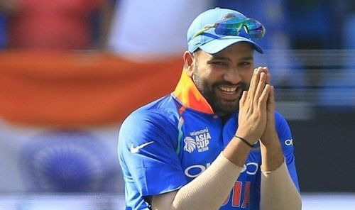 Rohit Sharma crossed 200th ODI Match