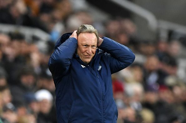 Neil Warnock will have to make his player