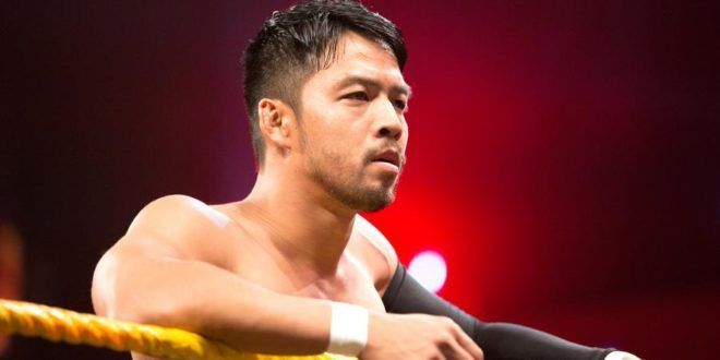 Hideo Itami is gone, KENTA is back