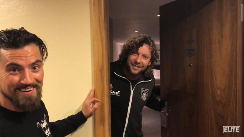 Kenny Omega and Marty Scurll might not be joining All Elite Wrestling