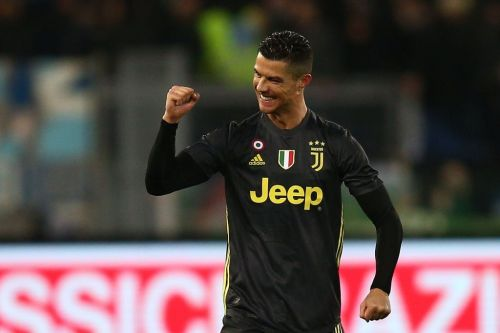 Cristiano Ronaldo scored his 15th Serie A goal over the weekend