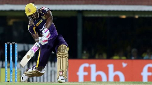 Andre Russell is one of the key players for Kolkata Knight Riders