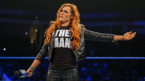 Becky Lynch made a very bold statement recently