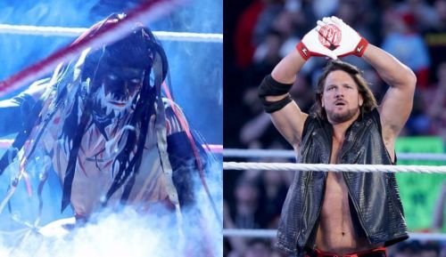 Are Finn Balor and AJ Styles going to be at the top this year?