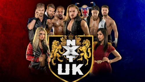 NXT UK is just a part of WWE's bid to expand worldwide
