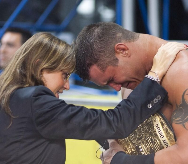 Image result for randy orton youngest world champion