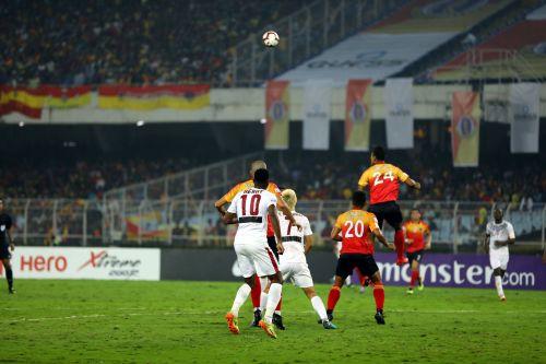 In the first Kolkata Derby of the Hero I-League 2018-19 season, Quess East Bengal beat Mohun Bagan 3-2