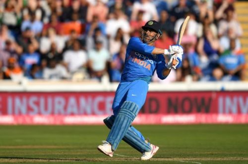 MS Dhoni has served the nation for a long long time.