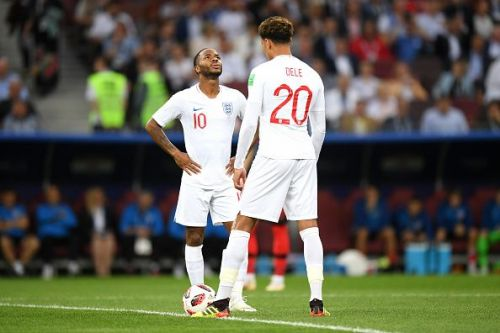 England's youngsters taking charge at the World Cup