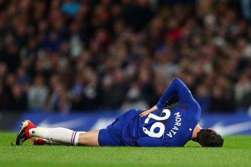 Morata has struggled with consistency