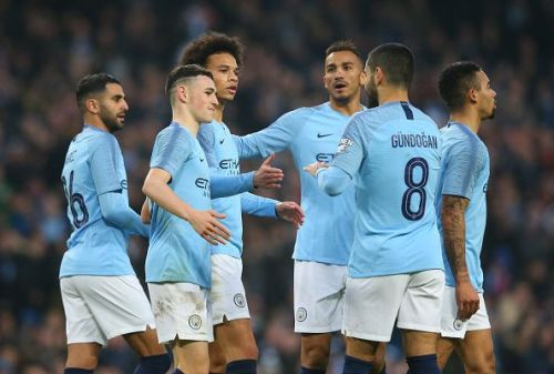 Pep Guardiola's men continue to push forward in Europe