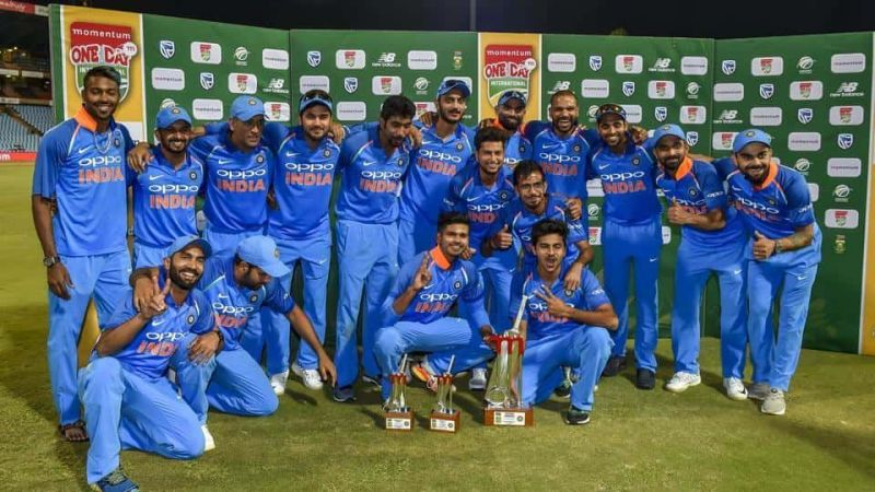 5 Players who can still make the 2019 World Cup Squad for India