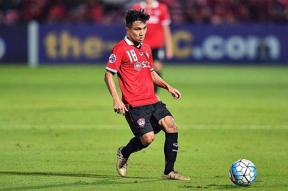 ChanathipSongkrasin will continue his good show against the hosts in order for Thailand to secure a place in the knockouts.