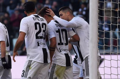 The first trophy of the season is up for grabs for the Old Lady of Turin