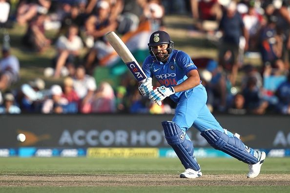 Rohit Sharma will lead the team in Virat Kohli