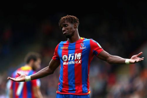 Zaha is arguably the best player outside the Premier League's top six