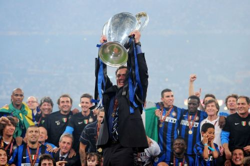 Mourinho enjoyed a lot of success as a manager, but not as a player