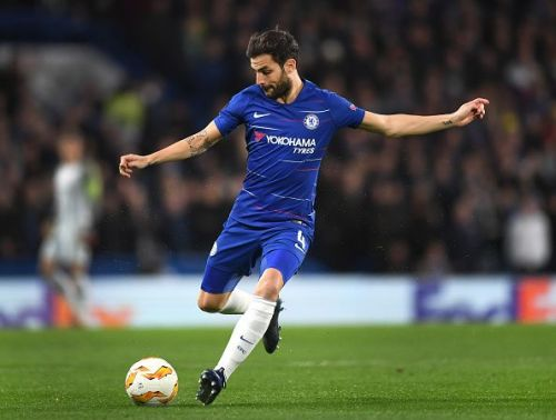 Fabregas may be on his way out of Stamford Bridge