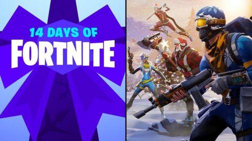 14 Days of Fortnite will return