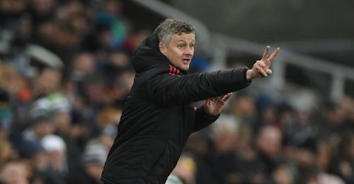 Solksjaer is happy with his current squad and expects no signing in January.