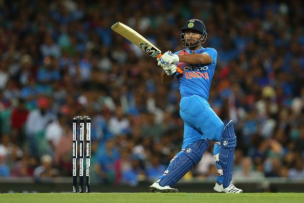 Rishabh Pant- India X factor at Number 4?