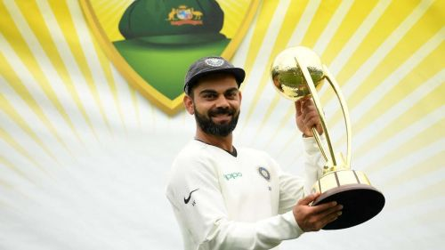 Virat Kohli was the leading run-getter last year with 1322 runs